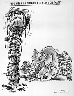 McCarthyism Herblock