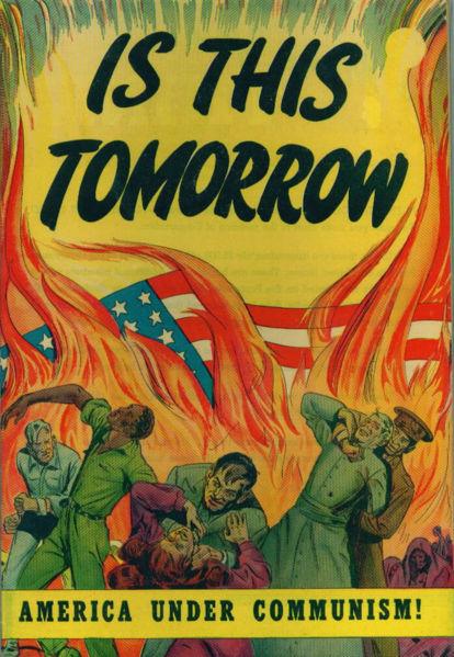 Communist Cover