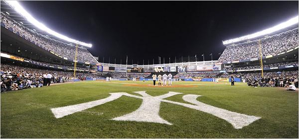 Stadium closing night