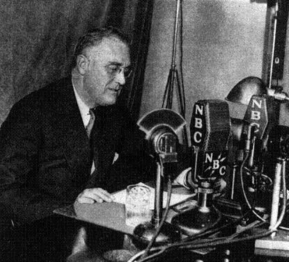 FDR radio