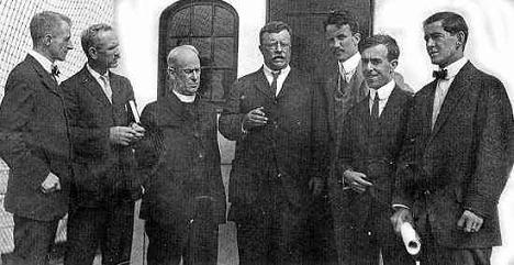 TR_1913_South_American_Trip_Members