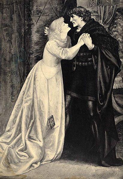 Henry_Irving_Ellen_Terry_Hamlet_Nunnery_1879