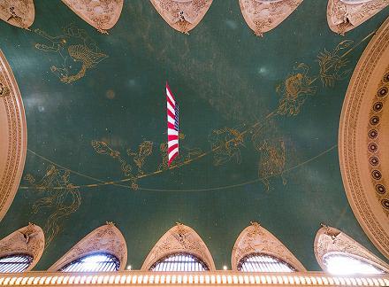 Wonder Grand Central Ceiling