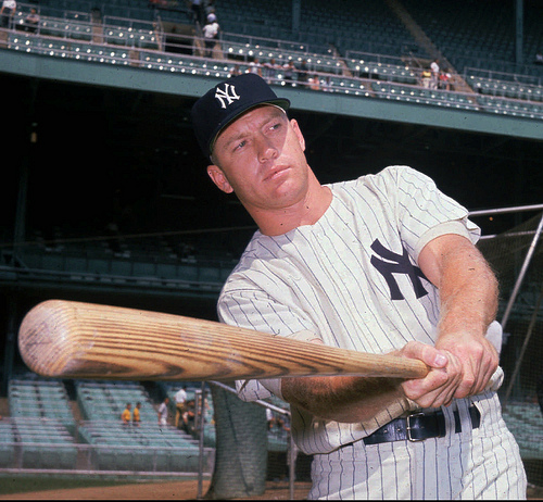 Mickey mantle 1961