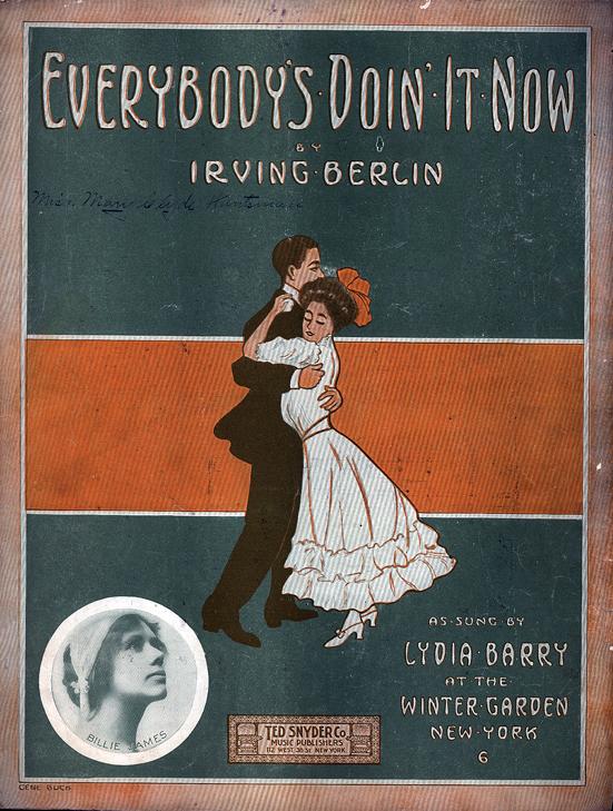1911_Sheet Music