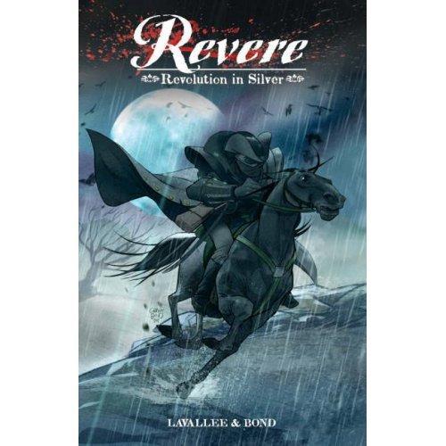 Revere revolution in silver