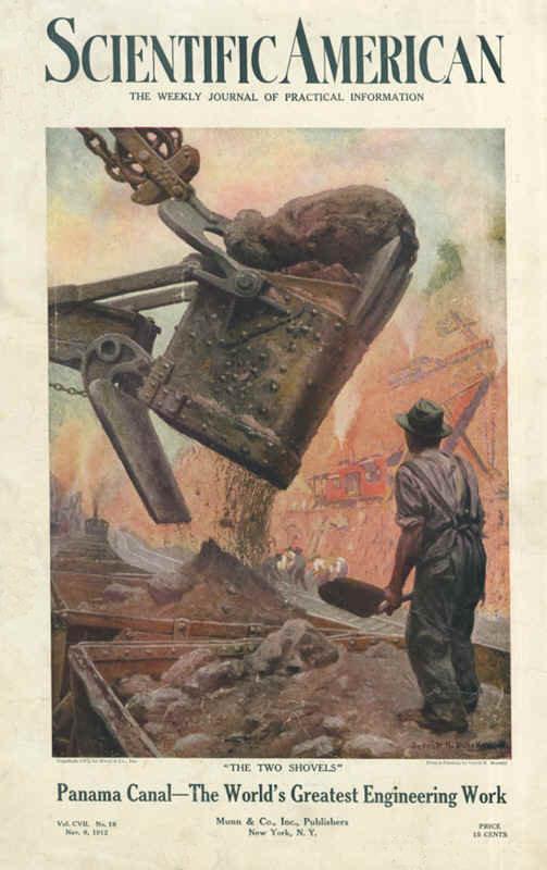 Scientific American Nov 1912