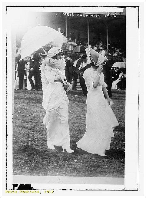 1912 paris fashions