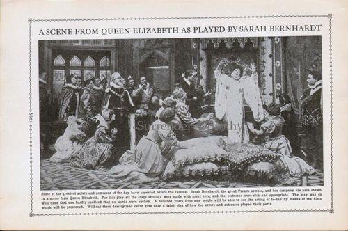 Bernhardt Queen Elizabeth