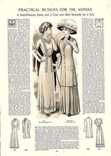 1912 practical designs